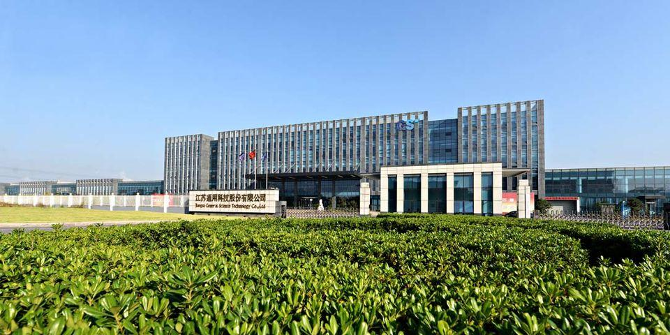 JGST возобновит строительство шинного завода в Камбодже