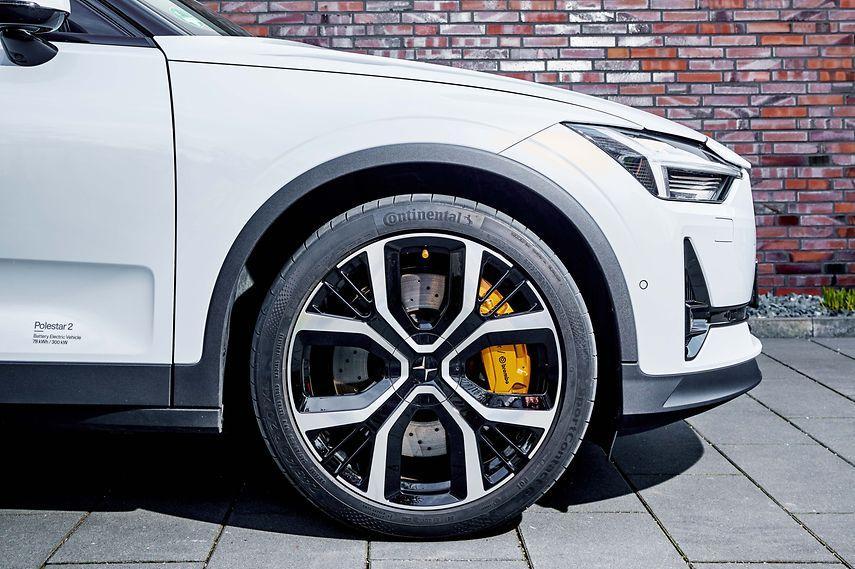 Ведущие производители электромобилей отдают предпочтение OE-шинам Continental