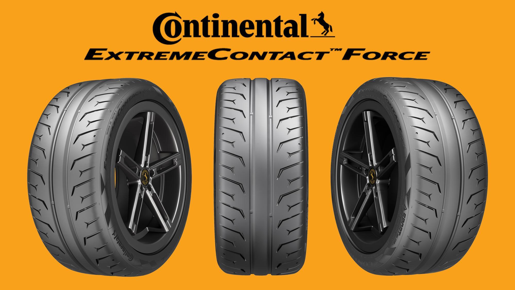 Continental и Hoosier представили новую совместную разработку для гонок на выносливость
