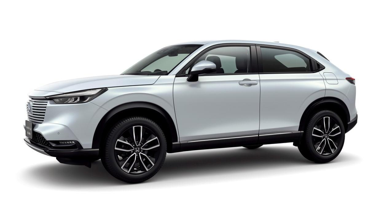 Hankook Tire оснастит своими шинами гибрид Honda Vezel 2021 года