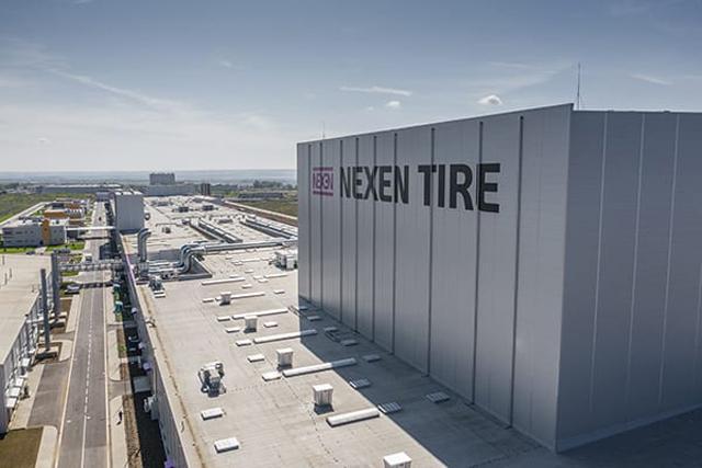 Nexen вновь повышает цены на свои шины в Европе и России