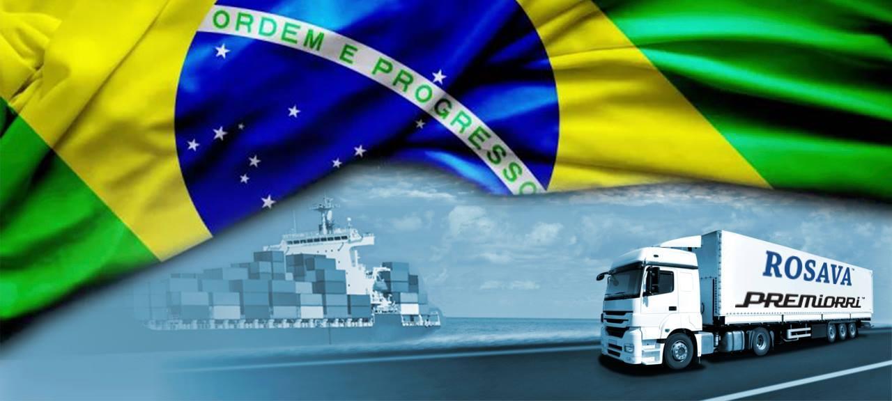 Rosava возобновляет экспорт шин в Бразилию