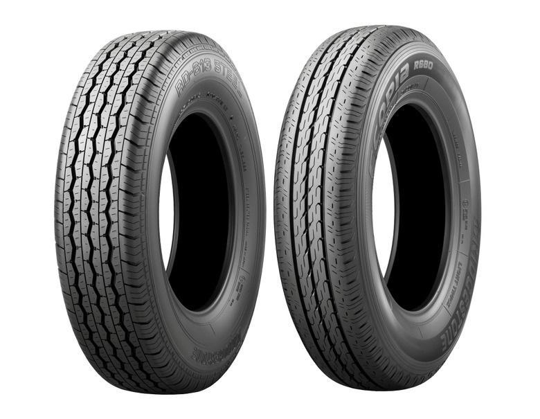 Bridgestone приготовил обувь для новых коммерческих минивэнов Nissan AD