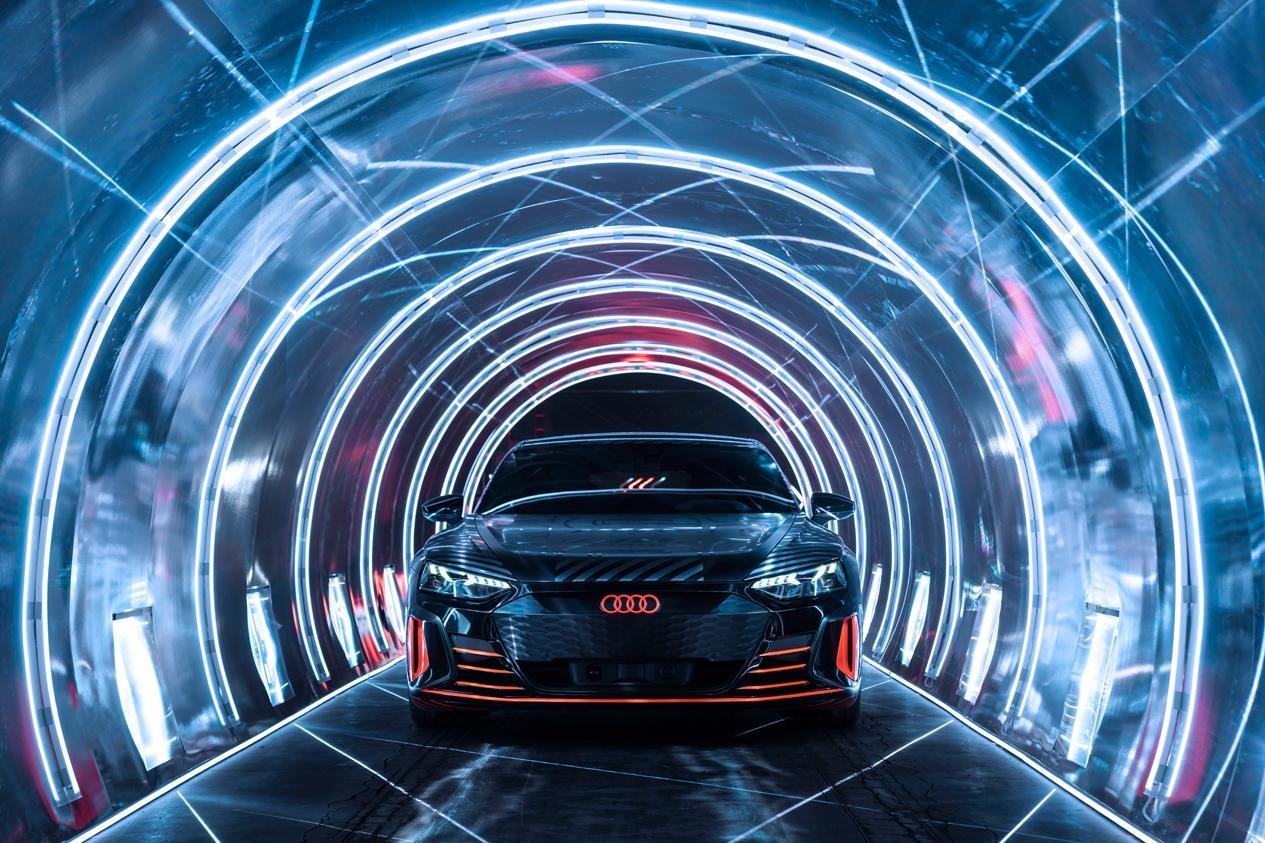 Для заводской комплектации Audi e-tron GT quattro были выбраны шины Hankook