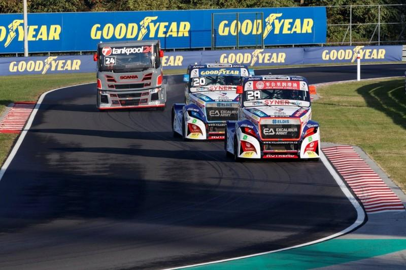 Goodyear начинает свой 18-й сезон в европейском трак-рейсинге