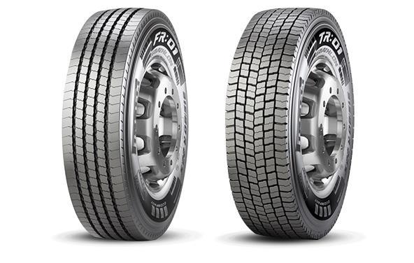 PTG завершает формирование грузовой линейки Pirelli Triathlon
