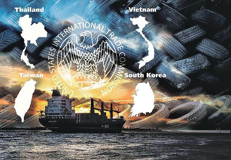 США сохранят повышенные пошлины на импорт шин из Юго-Восточной Азии