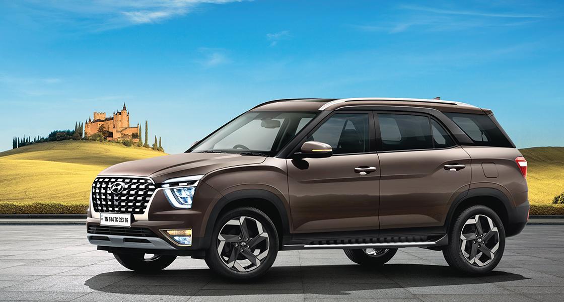 Hyundai выбрала для нового Alcazar шины Apollo Apterra Cross