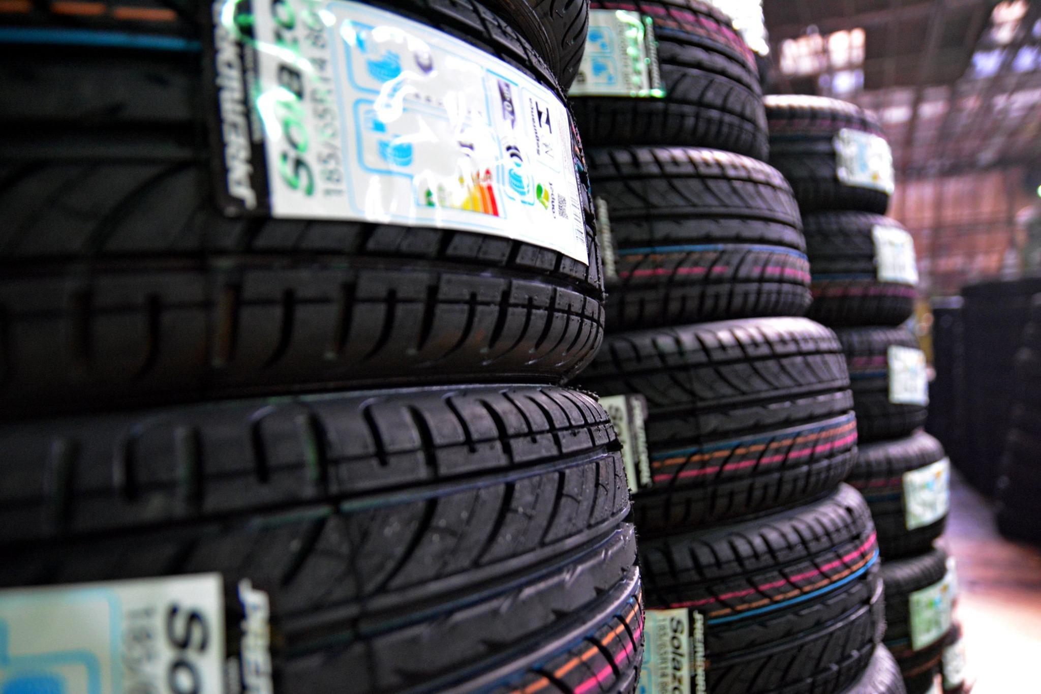 «Росава» готова к отправке своих шин в Бразилию