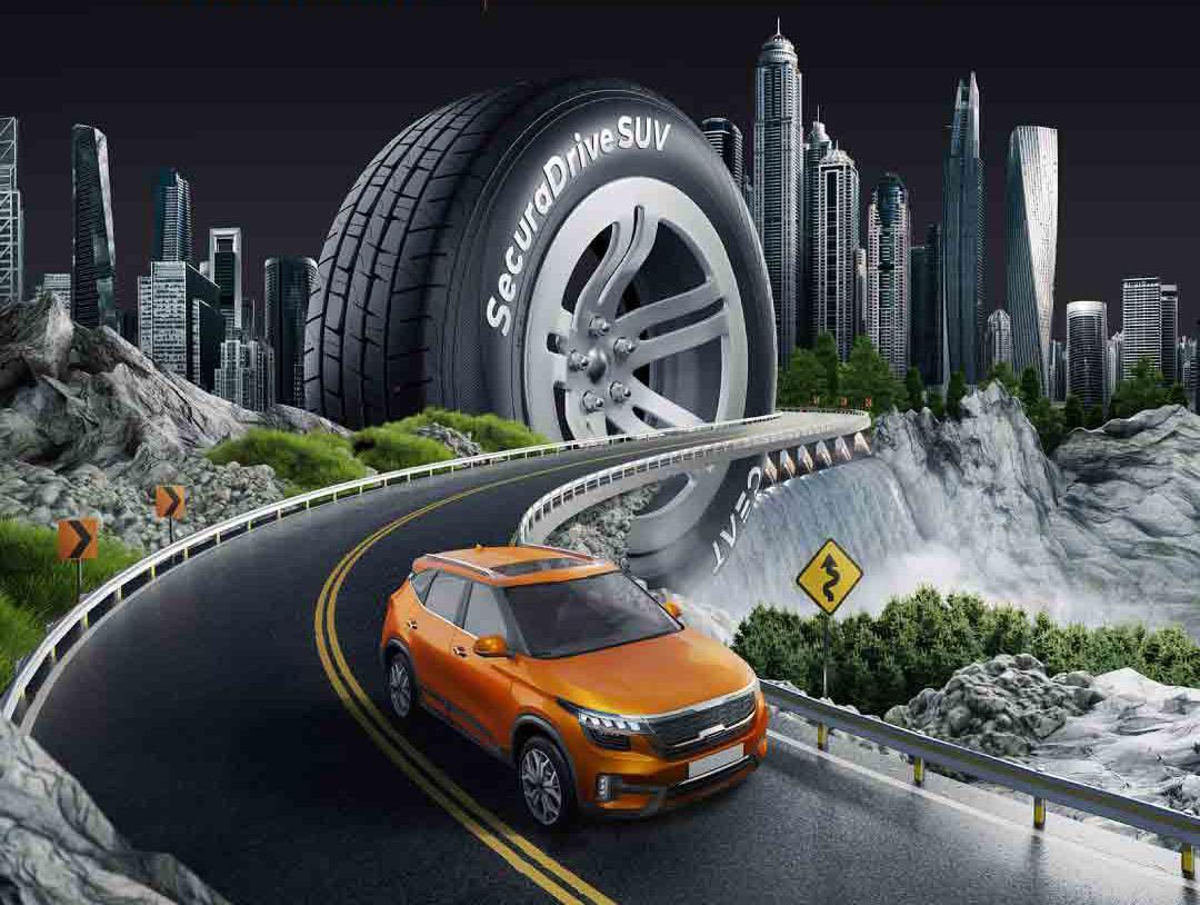 CEAT Tyres развивает ассортимент шин для компактных SUV