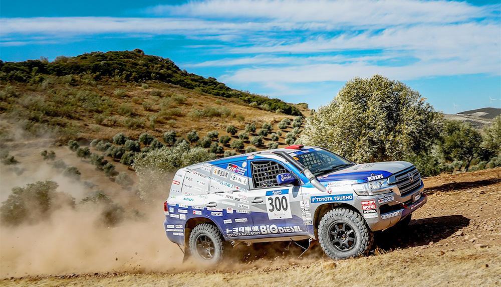 Team Land Cruiser примет участие в Ралли Дакар на шинах Toyo Open Country