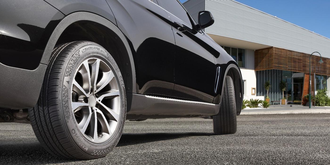 Новый Pathfinder примерит шины Kumho Crugen HP71