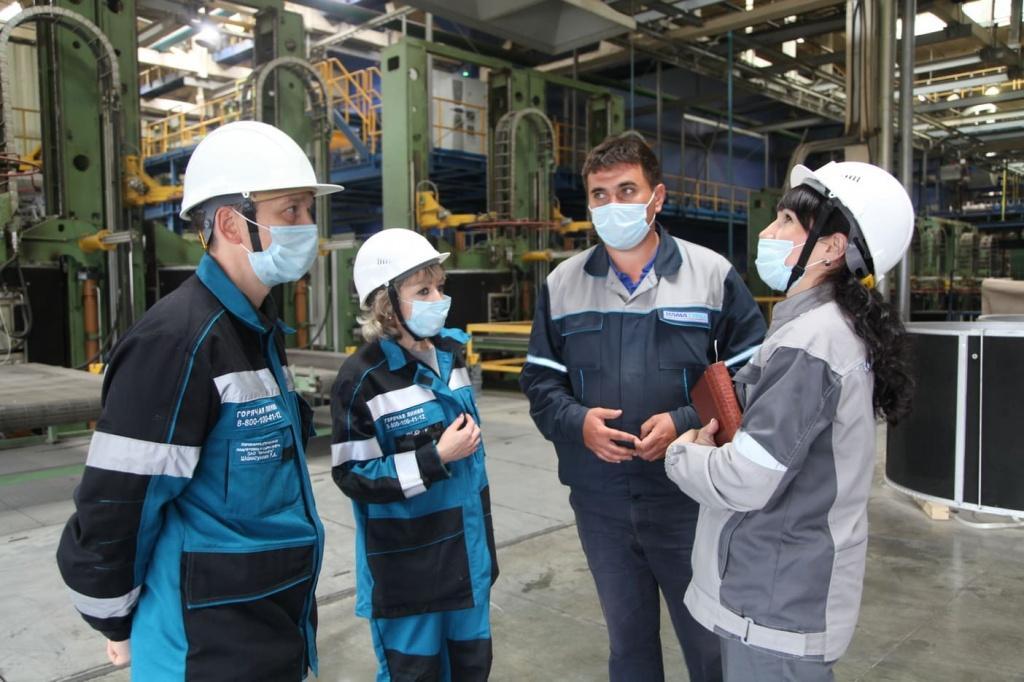 Нижнекамские шинники помогут модернизировать лабораторию «Татнефть-добычи»