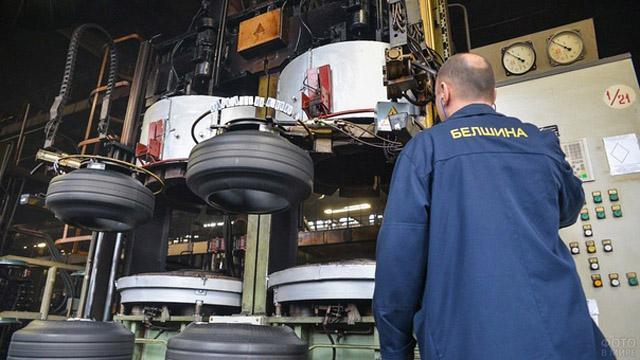 «Белшина» объявила о запуске пяти новых моделей шин