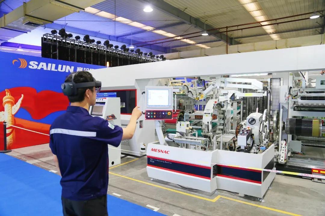 Sailun модернизировала купленный у Anchi Tyres завод в Вэйфане