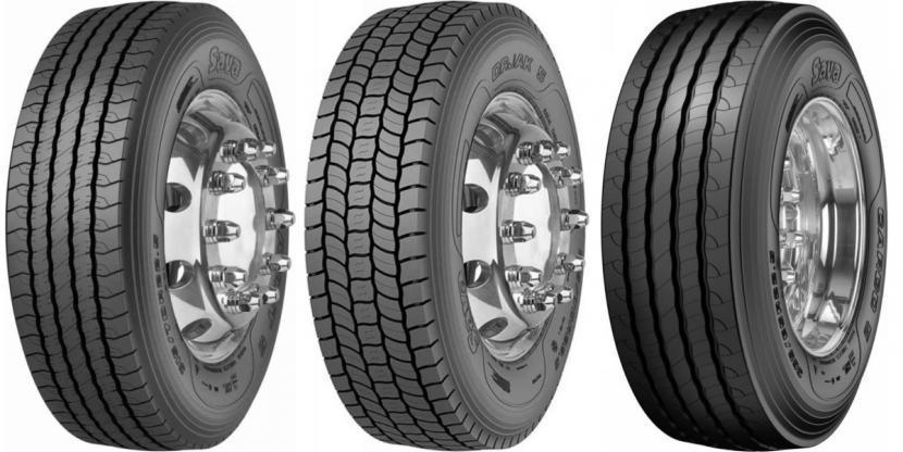 В Европе стартовали продажи новых экономичных грузовых шин бренда Sava