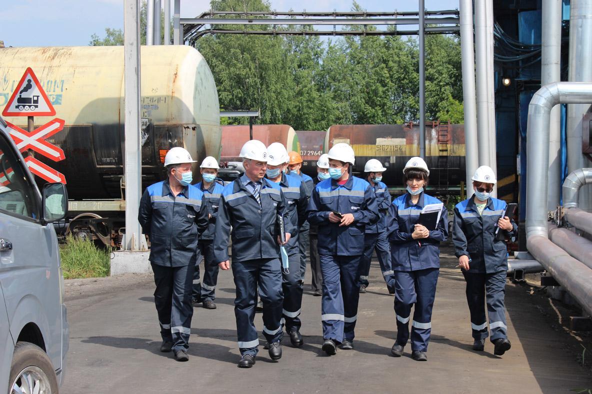 Омск Карбон Групп подтвердила соответствие систем менеджмента требованиям международных стандартов