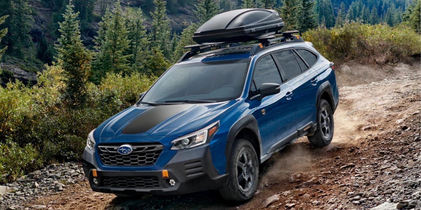 Subaru выбрала для Outback Wilderness вседорожные всесезонки Yokohama