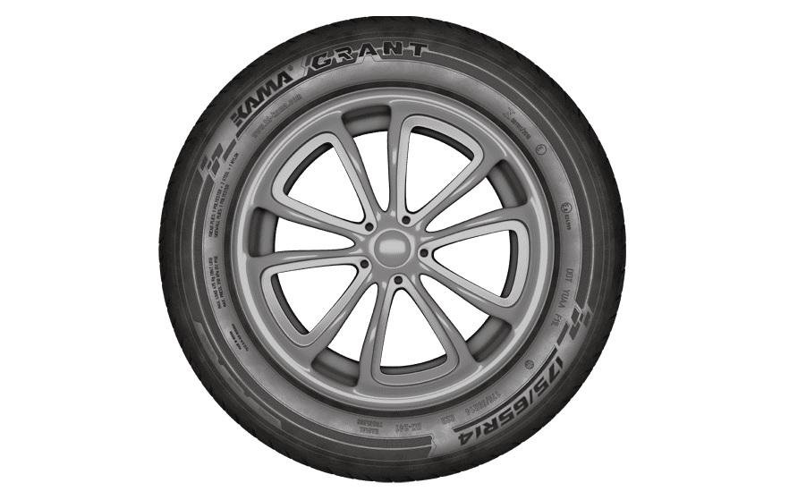 Kama Grant - новинка от нижнекамских шинников для автомобилей Lada Granta