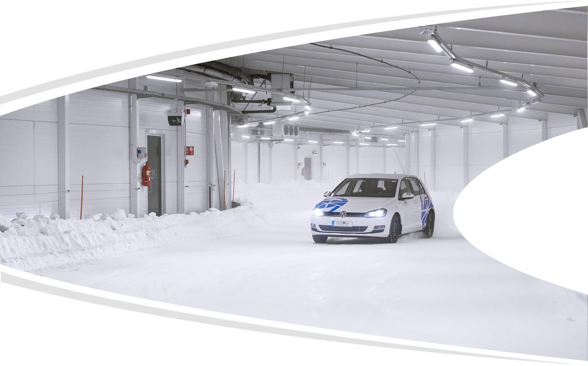 Tест зимних шин 205/55 R16 2018