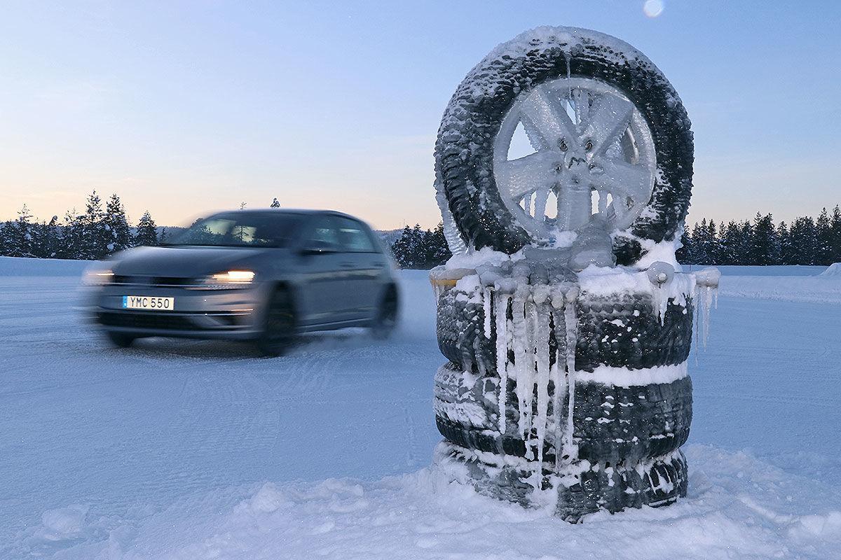 Большой тест зимних шин 195/65 R15 2018