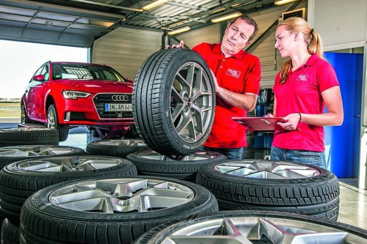 Auto Motor Und Sport: Тест летних шин 225/45 R17 2019