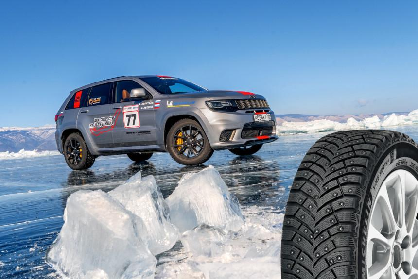 Авторевю: Tест шин MICHELIN X-Ice North 4 и X-Ice North 4 SUV