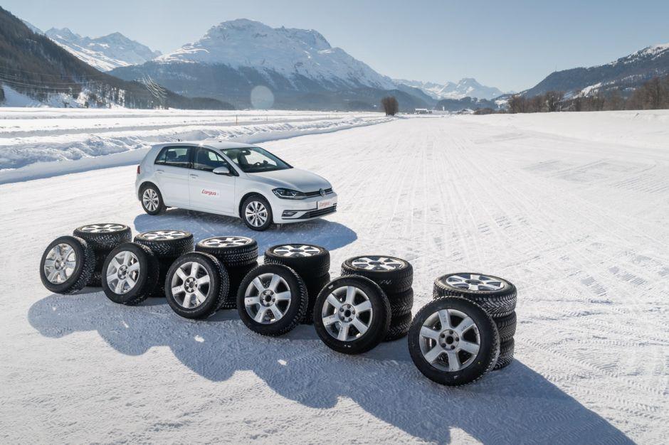L'Argus: Тест зимних нешипованных шин 205/55 R16 2019