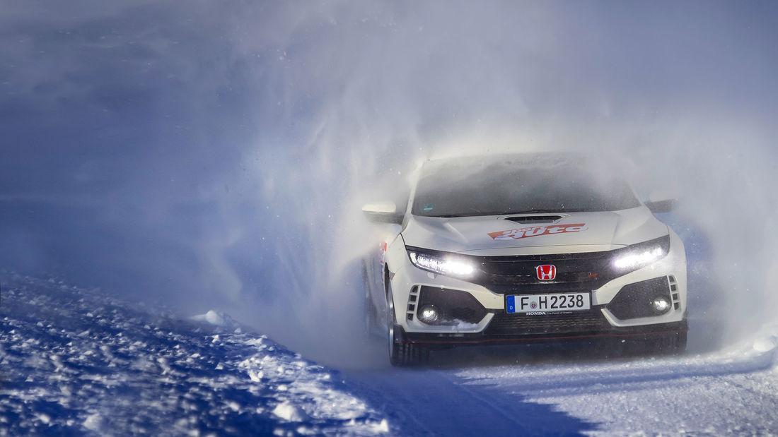 Auto Motor Und Sport: Тест зимних шин 235/40 R18 2019