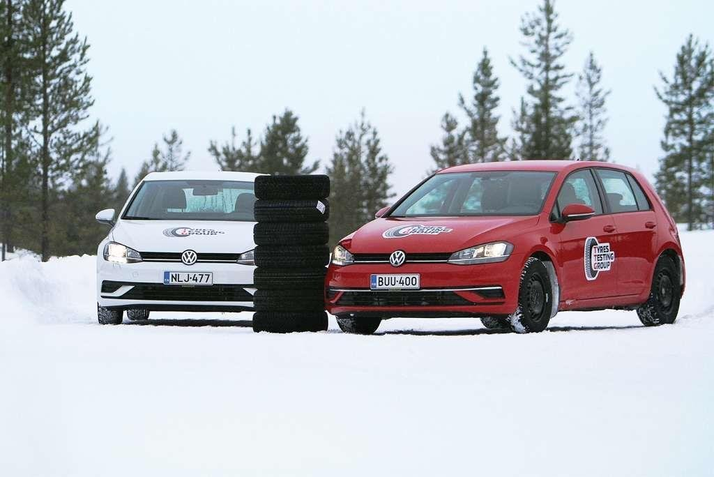 Автоцентр: Нестандартный тест зимних шин 195/65 R15 2019