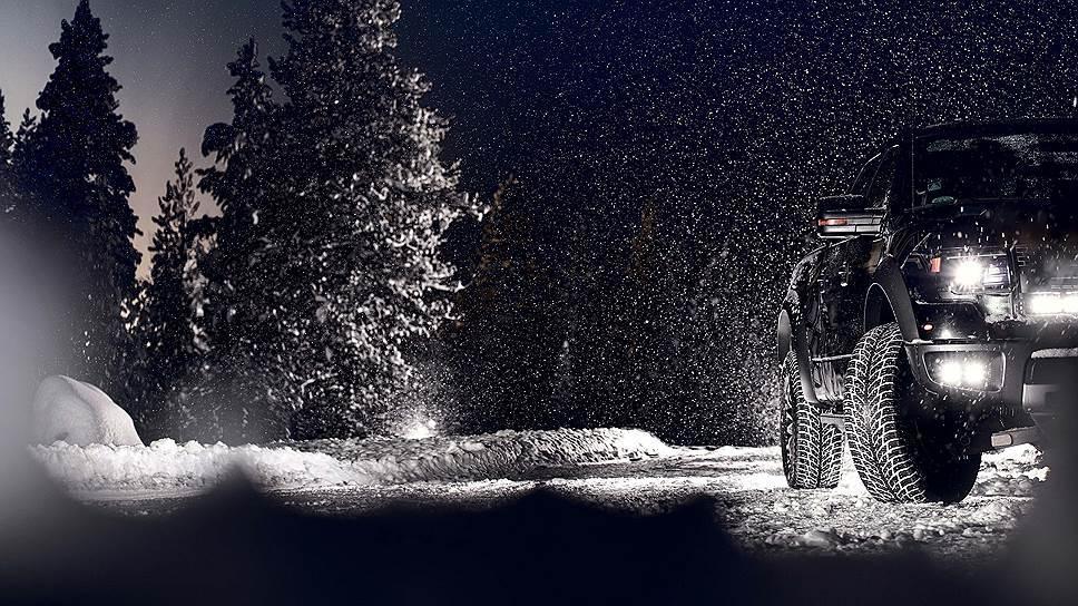 Коммерсант автопилот: Тест зимних шин Nokian Hakkapelliitta LT3