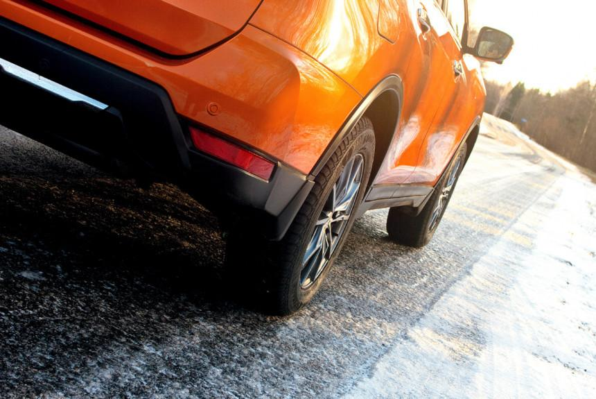 Авторевю: Сравнение трех моделей шин Goodyear на асфальте, снегу и льду