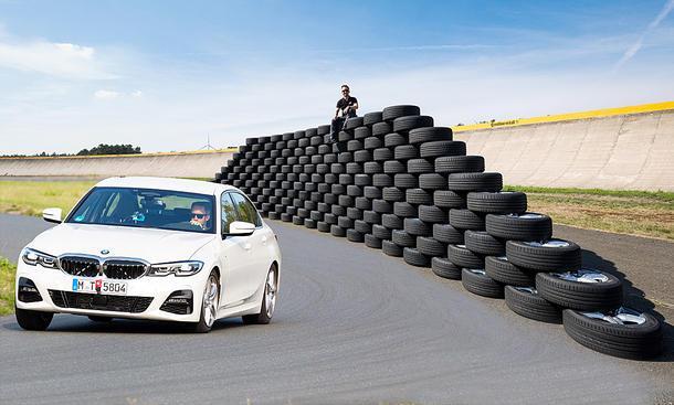 Auto Zeitung: Тест летних шин 225/50 R17 2020