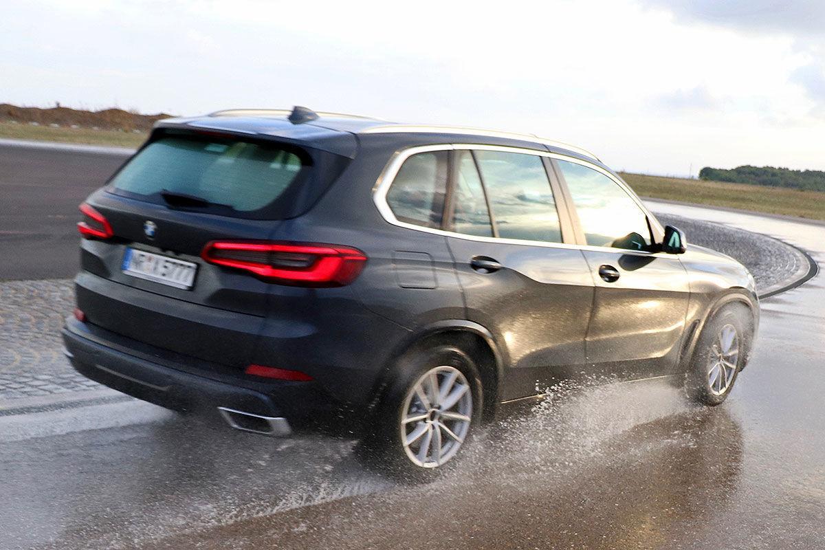 Auto Bild Allrad: Тест летних шин 255/55 R18 2020