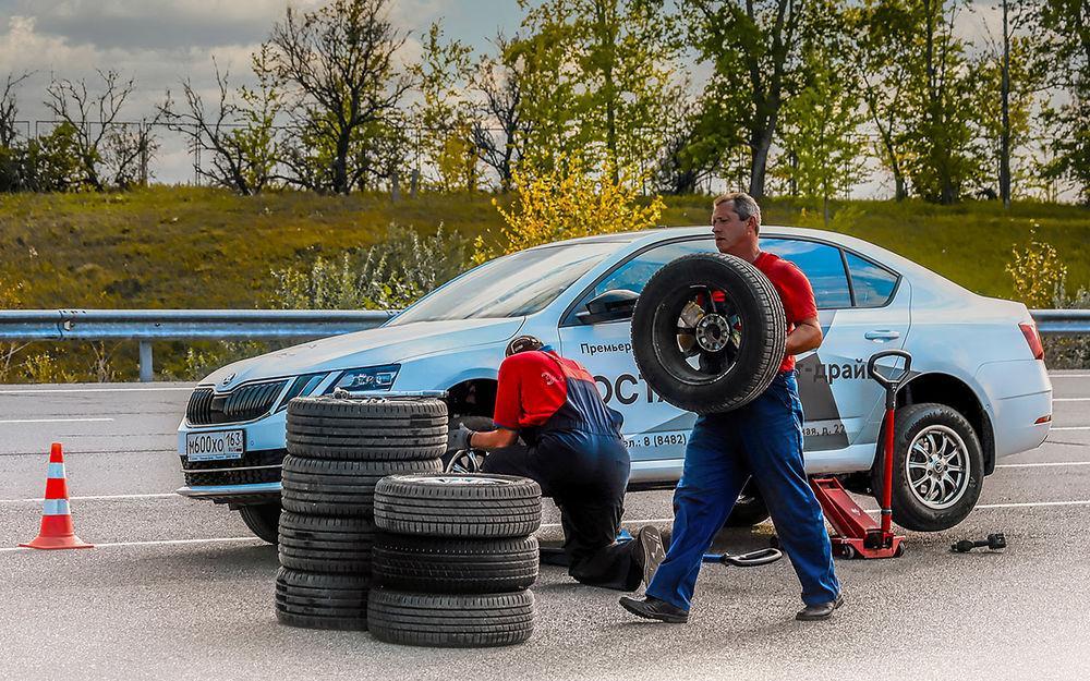 За рулем: Тест летних шин 195/65 R15 2020