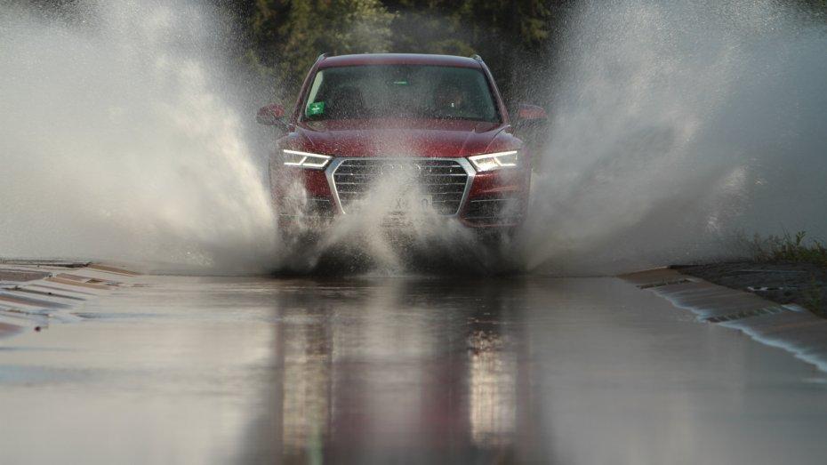 Auto24: Тест летних шин для кроссоверов 235/60 R18 2020