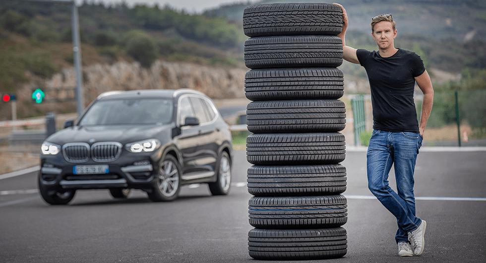 Vi Bilagare: Тест шин для внедорожников 225/60 R18 2020