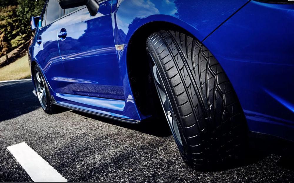За рулем: Экспресс-тест шин Toyo Proxes TR1
