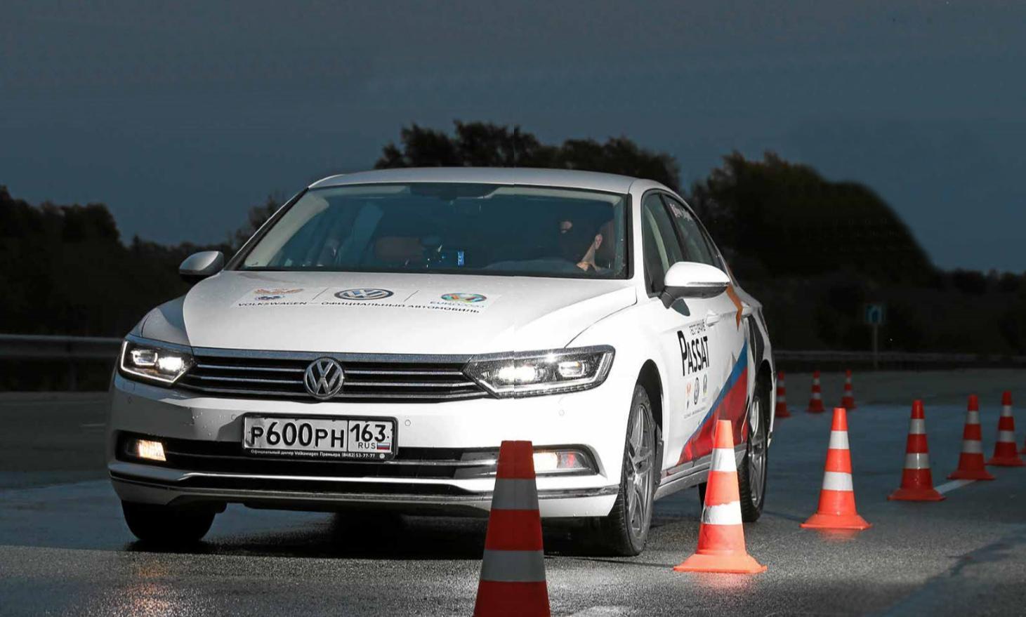 За рулем: Тест летних шин 225/45 R17 2020