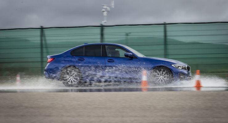 Firmenauto: Тест летних шин 225/45 R18 2020