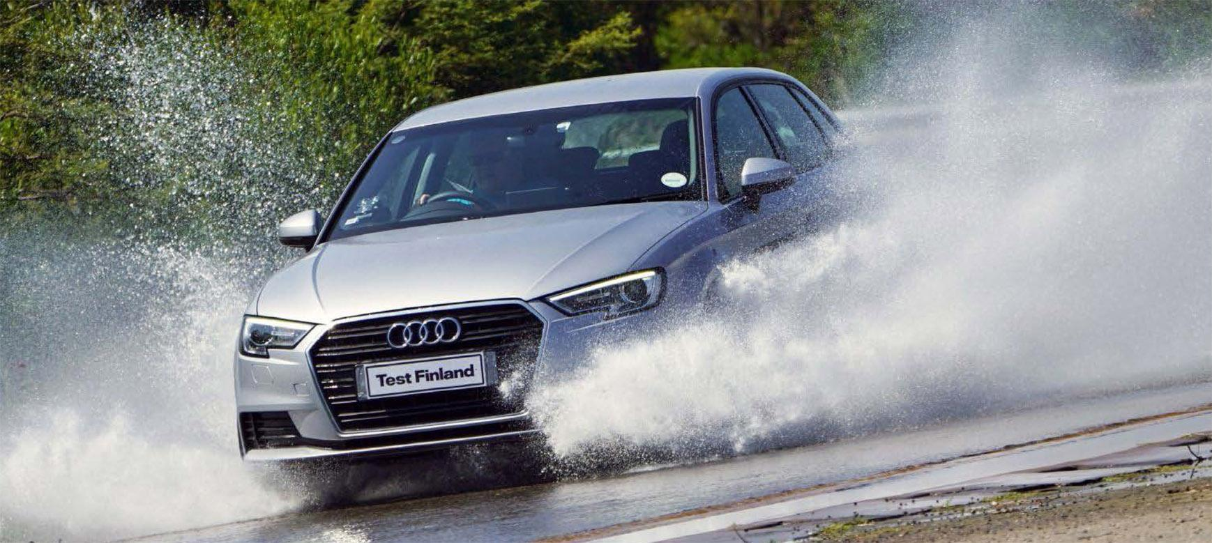 Тест летних шин: Изношенные против новых (Moottori, 03/2020)