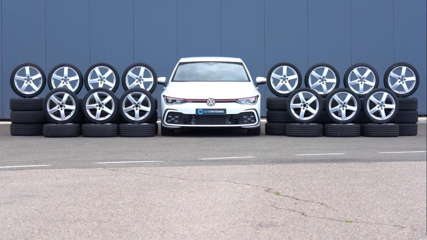 Tyre Reviews: Тест летних шин 225/40 R18