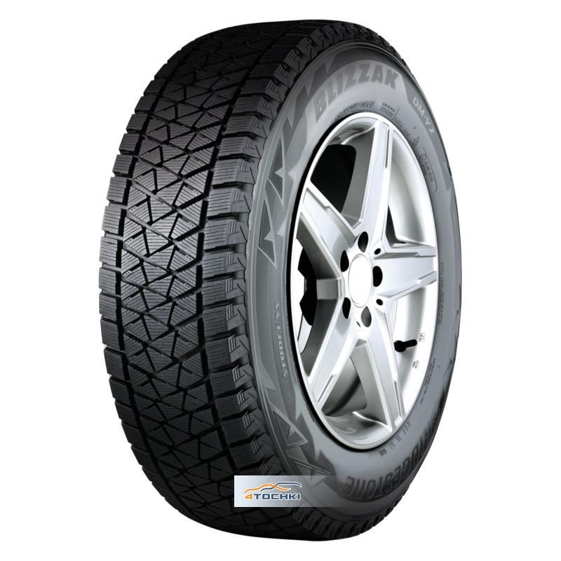 Шины Bridgestone Blizzak DM-V2 265/60R18 110R