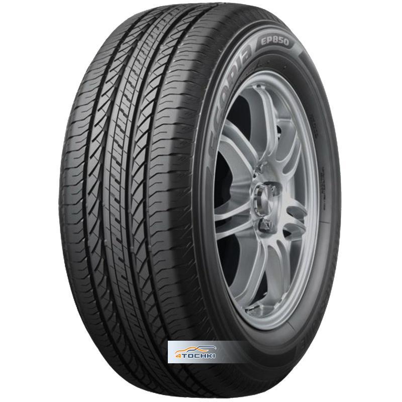 Купить шины Bridgestone Ecopia EP850 235/55R17 103H XL - отзывы владельцев, цены, характеристики