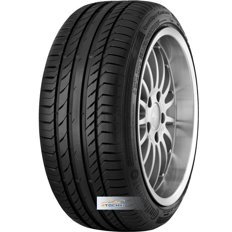 Шины Continental ContiSportContact 5 225/40R19 89W Run on Flat *