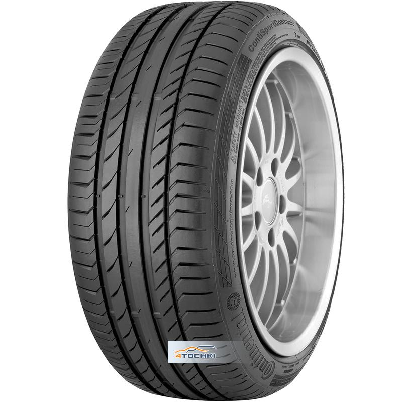 Шины Continental ContiSportContact 5 SUV 275/40R20 106W XL Run on Flat *