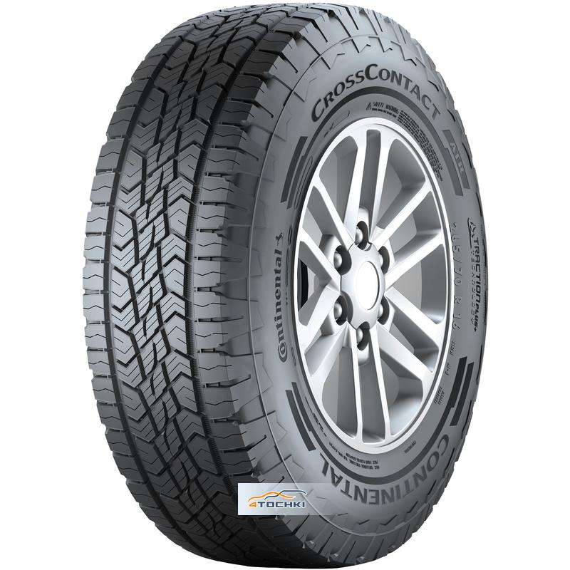 Шины Continental CrossContact ATR 265/65R17 112H