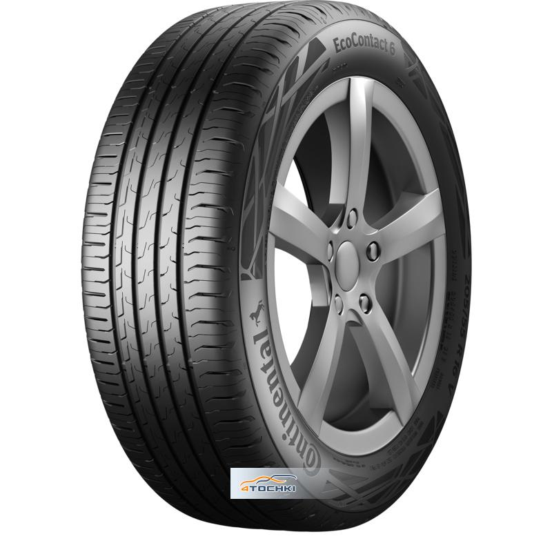 Шины Continental EcoContact 6 205/45R17 88H XL