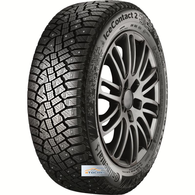 Шины Continental IceContact 2 205/60R16 92T Run on Flat