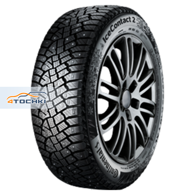 Шины Continental IceContact 2 SUV 275/45R20 110T XL